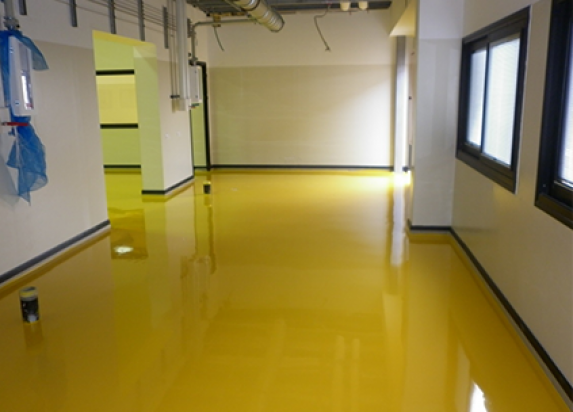 Protective Floor Coatings