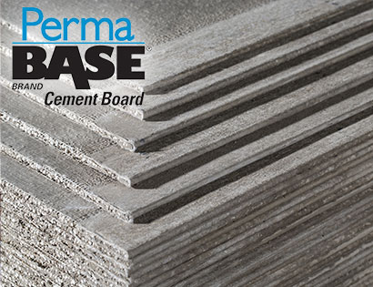 PermaBase Fibre Cement & Tile Backer Boards