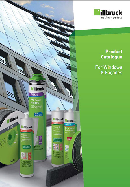 Distributors Of The Illbruck Windows And Facades Products