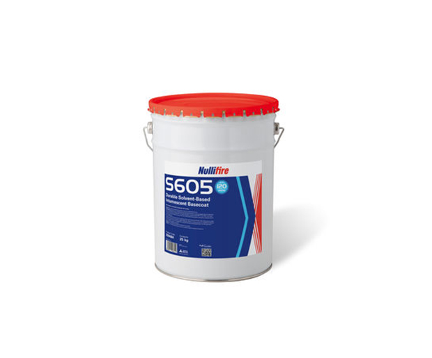 Nullifire S605 Solvent Based Intumescent Basecoat Laydex