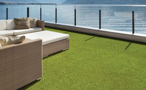 Breeze Artificial Landscape Grass 30 mm