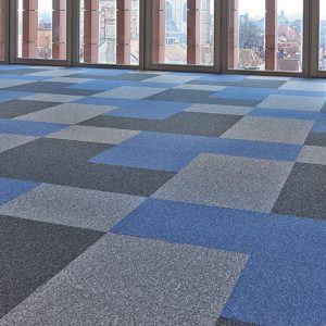 Carpet tiles, Incati, Durable, Easy Maintenance