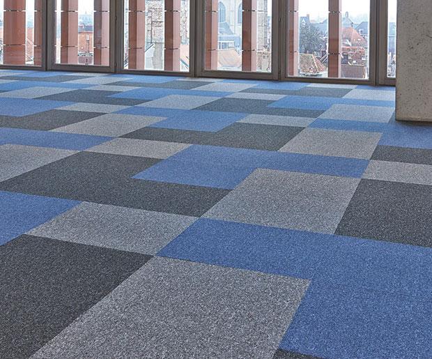 Carpet tiles, Incati, Durable, Easy Maintenance