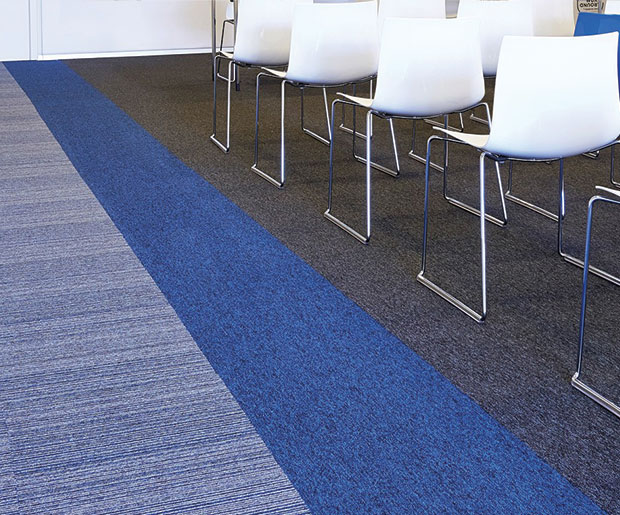 Extremely Durable Flooring : Incati cobalt extremely durable for heavy commercial use