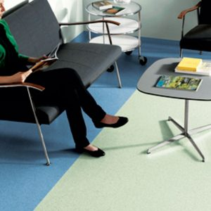 Tarkett's Plus range offers durable, multipurpose homogeneous vinyl floorings that are excellent value for money.