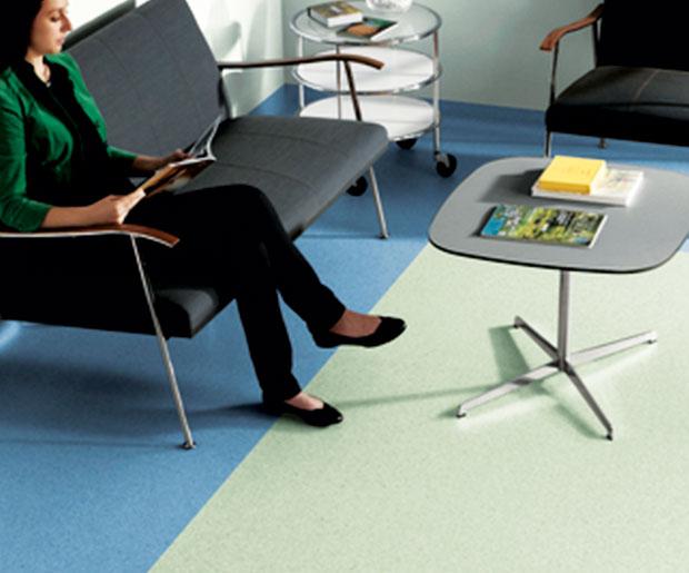 Tarkett's Plus range offers durable, multipurpose homogeneous vinyl floorings that are excellent value for money.