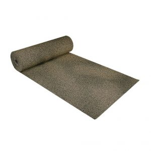DAMTEC standard is the universal product for impact sound insulation, underlay can be used under parquet, laminate, carpeting and ceramic tiles