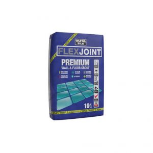 UltraTile FlexJoint grout has been specifically designed for areas when movement or vibration is likely.