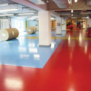 Resucoat™ HB, solvent free, epoxy resin coating, heavy duty coating, hard wearing and has good general chemical resistance, RSL