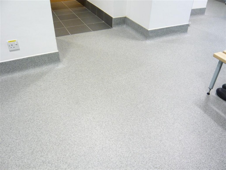 Rsl Resuflake Seamless Floor Finish Laydex Resin Surfaces