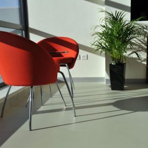 Resuflor Cristal Bright (CB) is the cutting edge in resin flooring