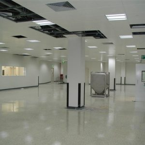 Resustat Terrazzo is a heavy duty terrazzo effect floor produced from inert granite aggregates and water based polyurethane resin