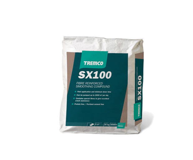 Tremco Sx100 Fibre Reinforced Smoothing Compound Laydex