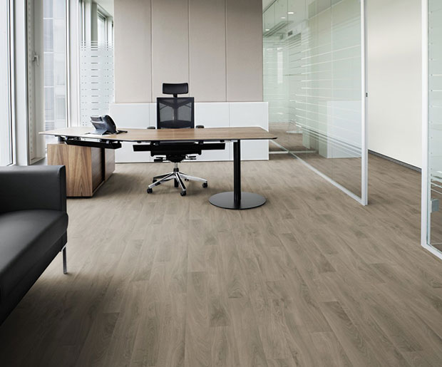 Tapiflex Essential 50 comfort and well-being the collection atmosphere with a calming colour palette.
