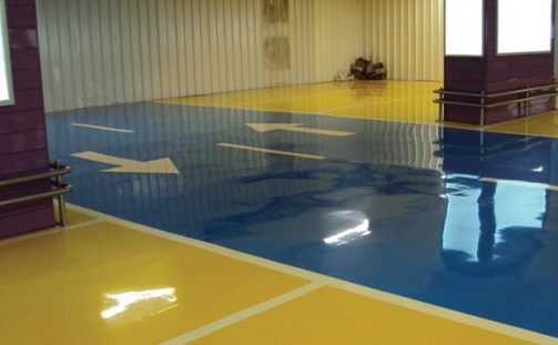 DEXCOAT™ High Build Epoxy Resin