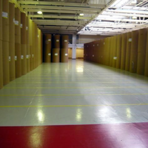 Resutop FH is a two-pack fast cure epoxy resin coating designed as a seamless finisher where high build, hard wearing, chemical, abrasion and impact resistant floor surfaces are required.