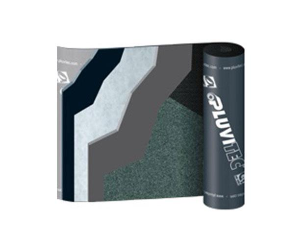 Pluvitec Ultratec - an APP modified bituminous waterproofing membrane