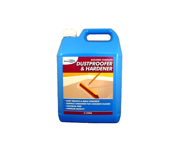 A premium quality, chloride-free, low viscosity liquid that penetrates and chemically seal concrete
