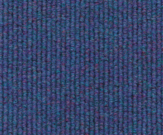 A heavy contract carpet sheet or tile.