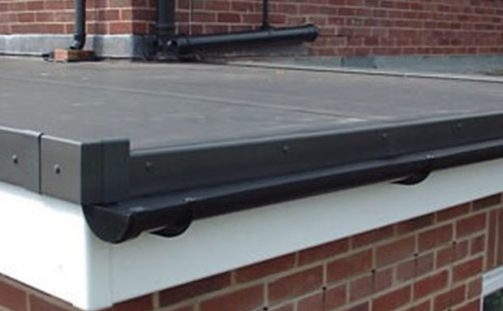 Hertalan GRP Roof Trim