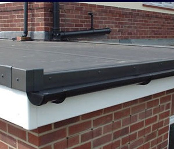 Hesrtalan Easy.fit Roof Trims Are Designed To Simplify And Improve Edge  Detail Work On