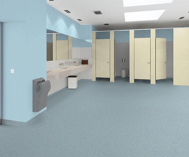 Multisafe floor - medical