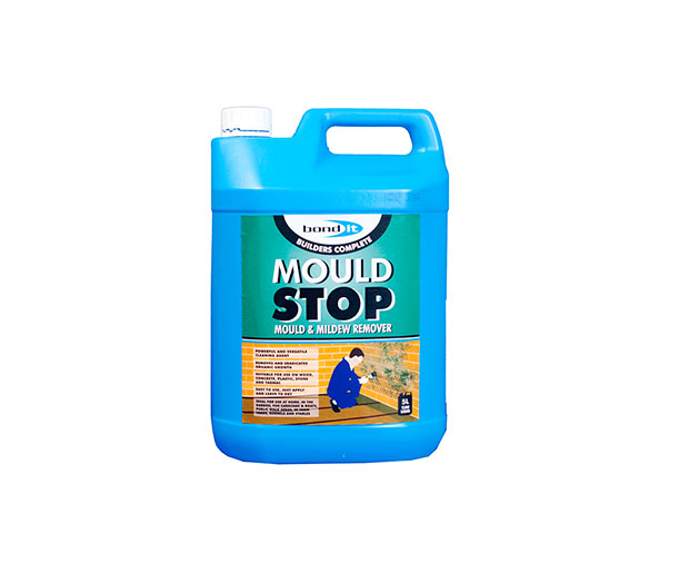 Mould & Mildew Wash. A premium grade, powerful cleaning agent formulated to remove mould, mildew, organic growth and lichen