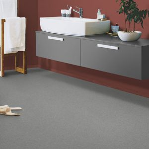 Optima Multisafe is a special safety flooring for wet areas, designed for better safety underfoot.