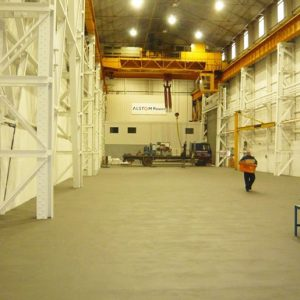 Resucrete is a three pack, resin rich, heavy duty epoxy resin screed, laid from 6mm to 9mm nominal thickness.