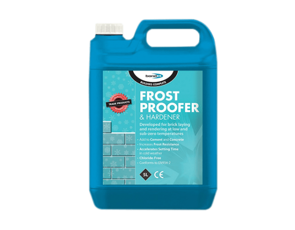 Bond It Frost Proofer & Rapid Hardener