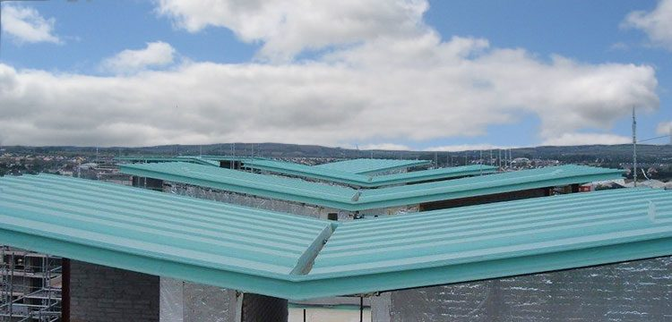 Roofing Case Study Ireland Centrepoint