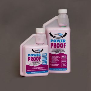 A premium quality, concentrated waterproofing solution and render admixture