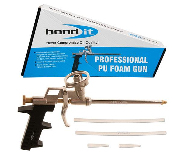 Professional Gun Foam Applicator