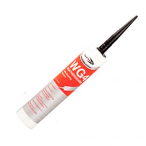 A low modulus acetoxy (LMA) silicone sealant that is fast setting