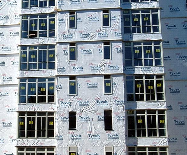 Dupont Tyvek HomeWrap - StructureGuard - Vapour-open Breather Membrane