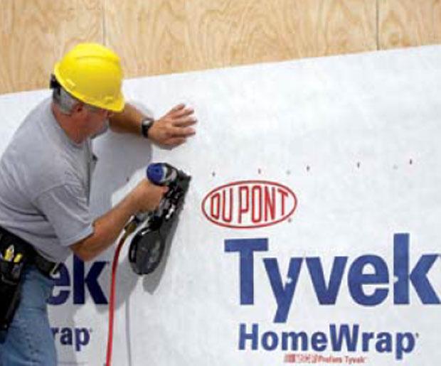 Tyvek® StructureGuard® House Wrap | Laydex Building Solutions