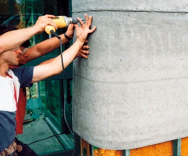 Cement Board, Permabase, Flexible board