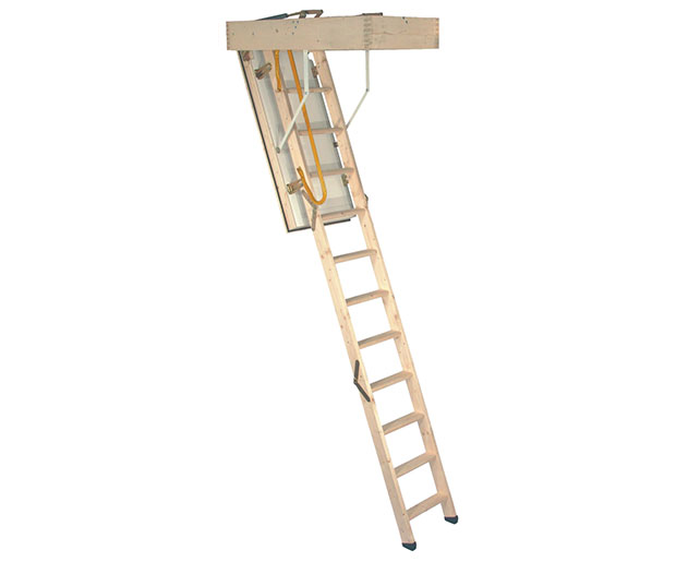 minka polar extreme airtight loft ladder laydex building solutions. Black Bedroom Furniture Sets. Home Design Ideas