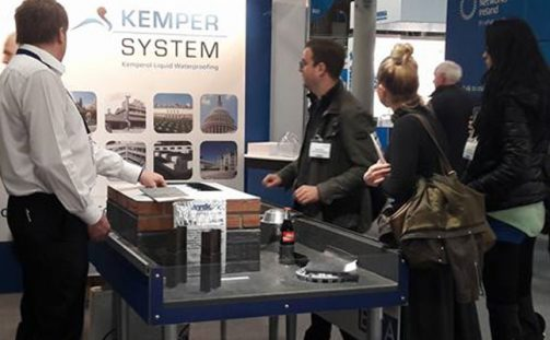 Laydex launching their partnership with Kemper System
