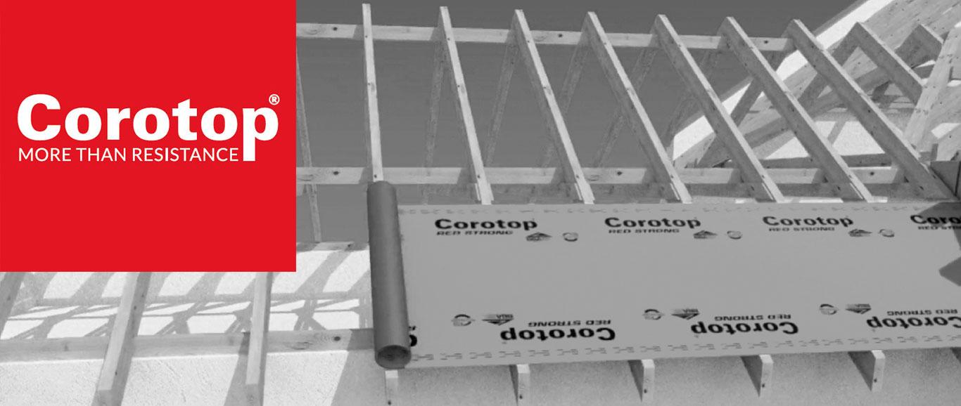 Corotop Breather Membranes Laydex Building Solutions