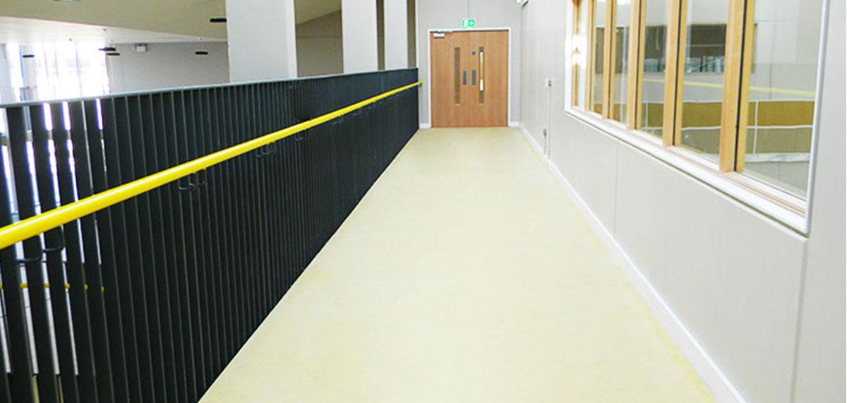 Saint Mary S Secondary School Laydex Flooring Solutions
