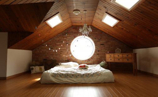 Add Value with an Airtight Attic Conversion