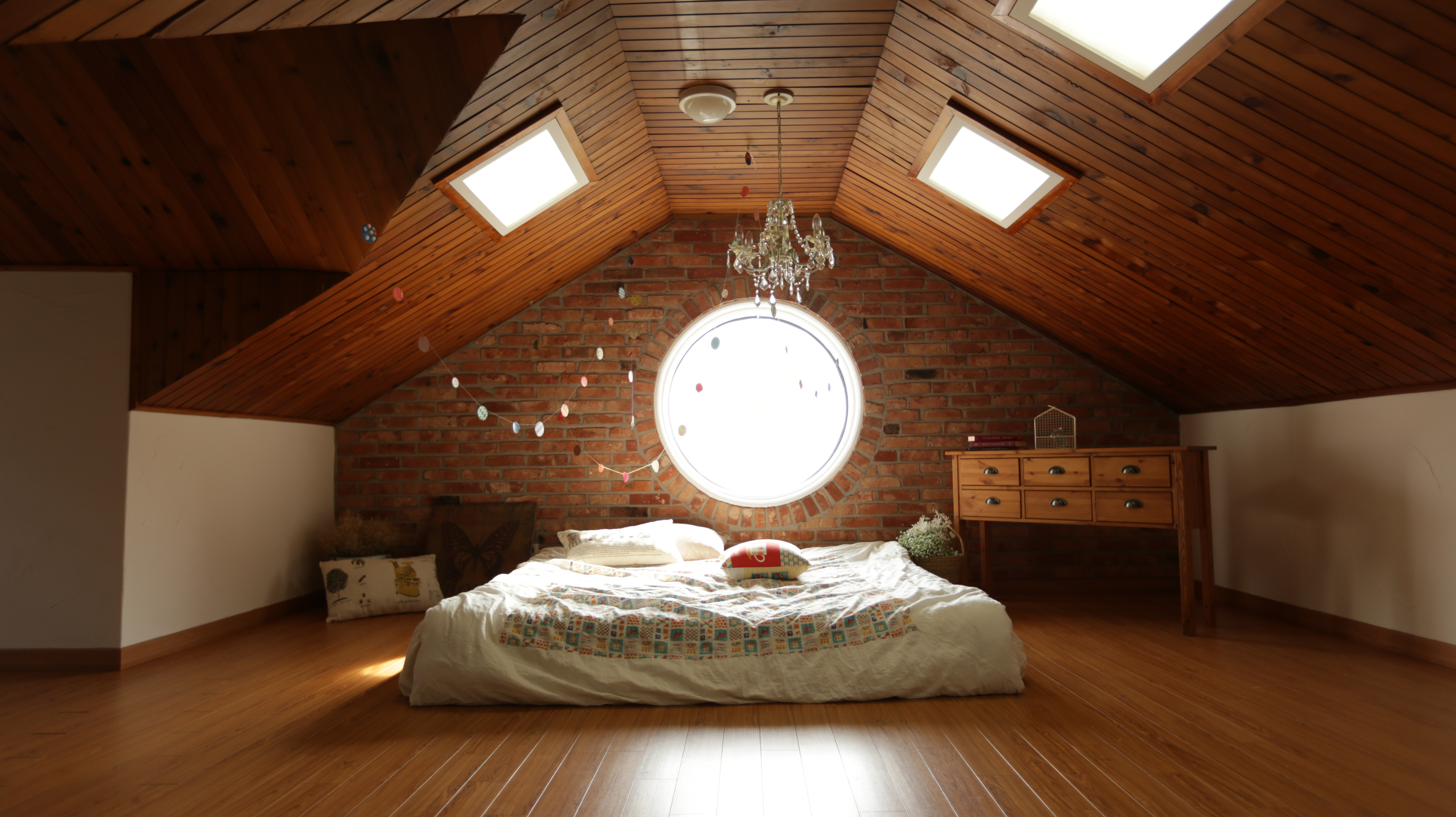 airtight attic