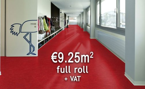 Tarkett Veneto Linoleum ONLY €9.25m2!