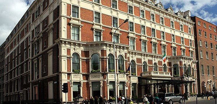 The Shelbourne Hotel Gutter Re Lining Case Study