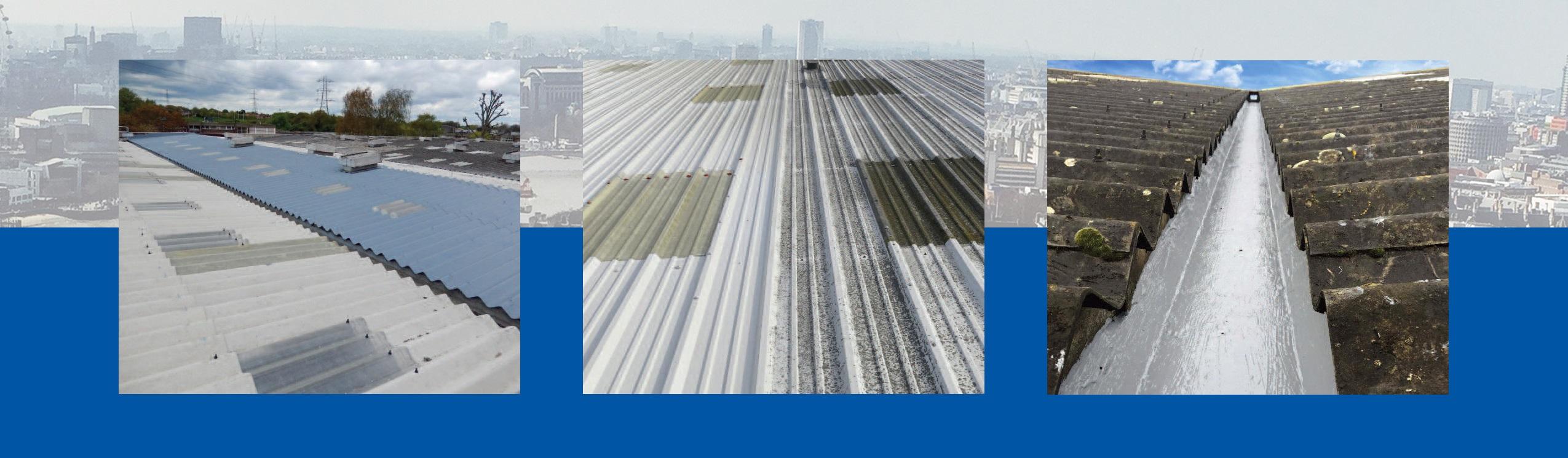 Liquasil Roof Examples
