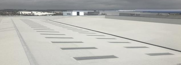 Liquasil case study metalseal metal roof coating