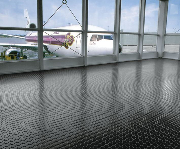 REMP Rubber Flooring Airport
