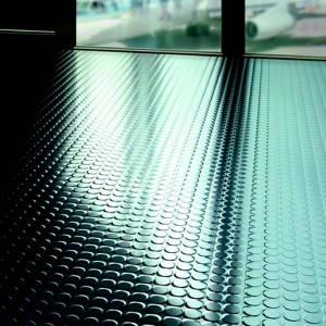 REMP Rubber Flooring Black - Laydex provide 5 key advantages of rubber floors in a commercial sector