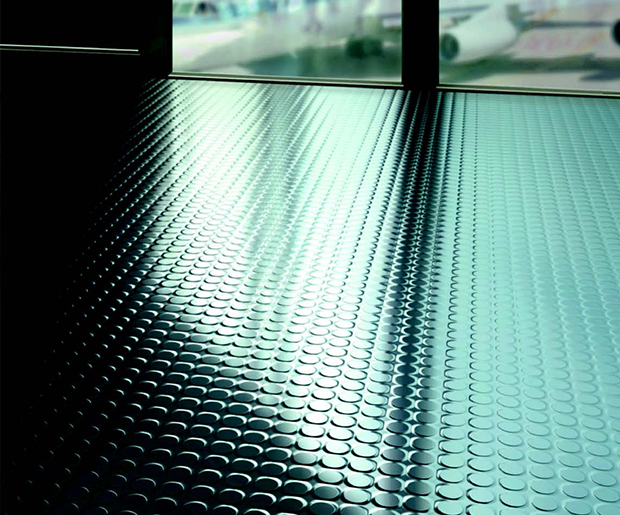 REMP Rubber Flooring Black